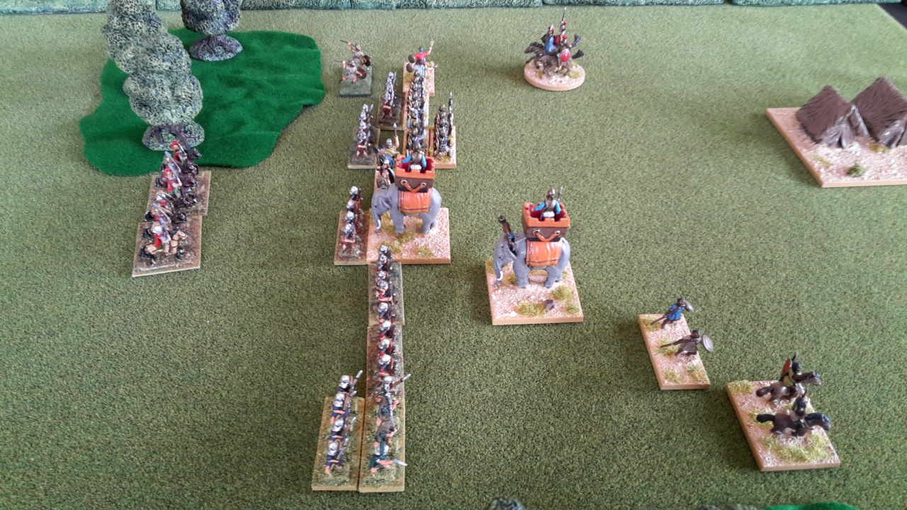 2 DBA Romans vs Later Carthaginians 16