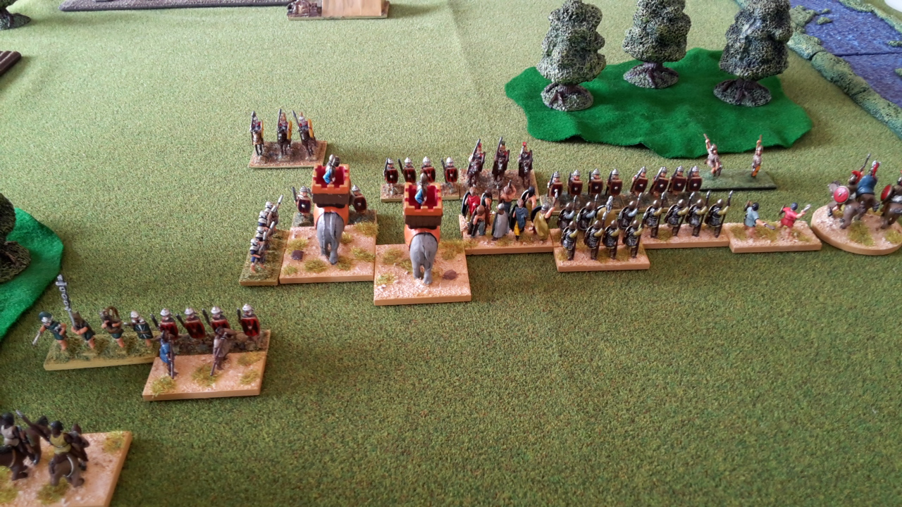 2 DBA Romans vs Later Carthaginians 21