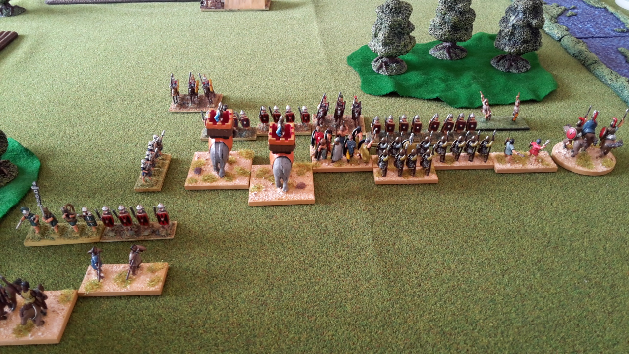 2 DBA Romans vs Later Carthaginians 22