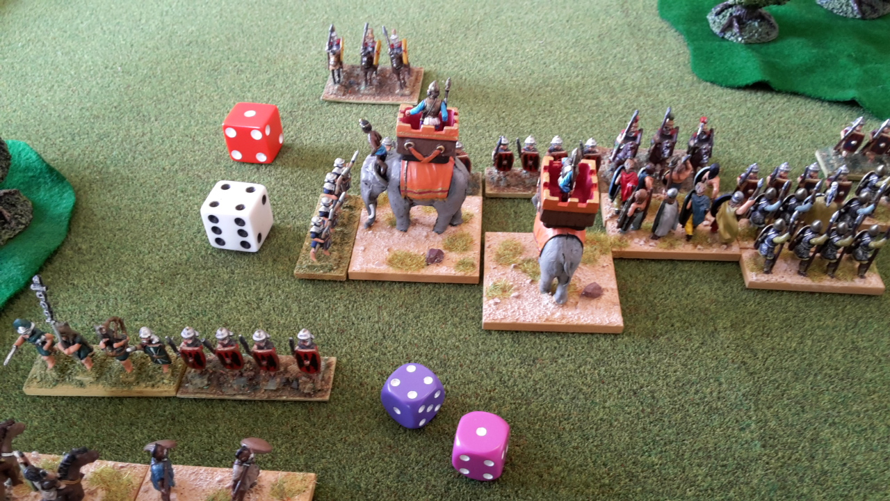 2 DBA Romans vs Later Carthaginians 24