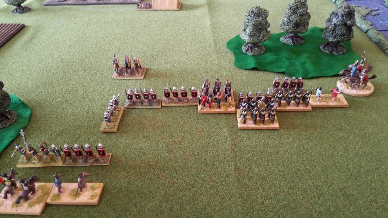 2 DBA Romans vs Later Carthaginians 25