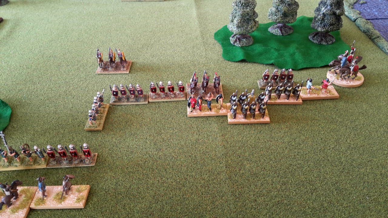 2 DBA Romans vs Later Carthaginians 26