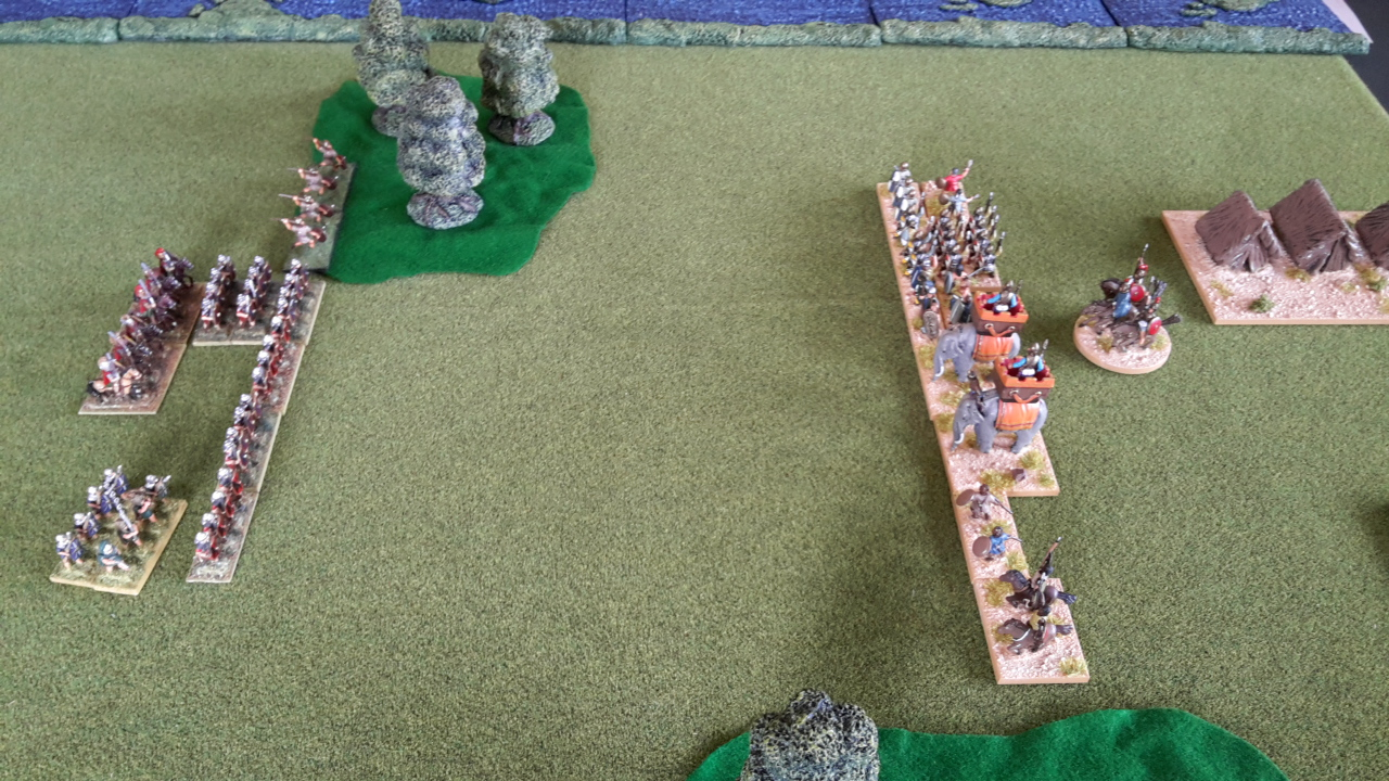 2 DBA Romans vs Later Carthaginians 3